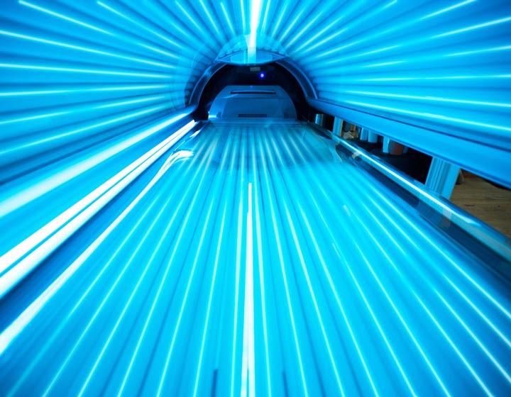 sunbed tubes