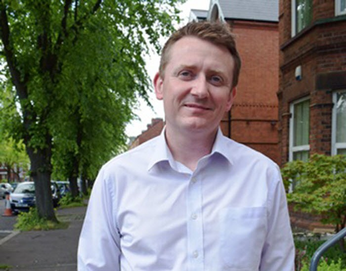 Kieran Connolly's personal story