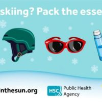 Stay sun safe on your winter break
